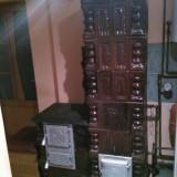 Soba de teracota +soba cu plita