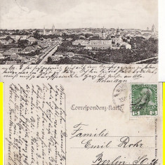 Suceava - (Bucovina)- rara - Carte Postala Bucovina pana la 1904, Circulata, Printata