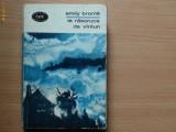 La rascruce de vanturi- - de Emily Bronte
