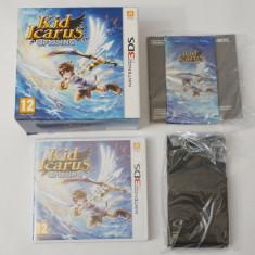 Joc Nintendo 3DS - Kid Icarus Uprising - collector's edition - Jocuri Nintendo 3DS, Actiune, Toate varstele, Single player