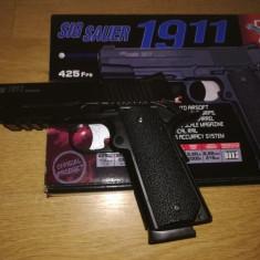 Pistol airsoft Sig Sauer GSR1911 - Arma Airsoft Cyber Gun