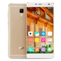 Elephone S3 EDGE, 3g.ram, ecran curbat fara margini, impecabil, Auriu, 16GB, Neblocat, Octa core, 3 GB