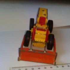 Bnk jc Siku - buldozer Planier Traktor Michigan - Macheta auto