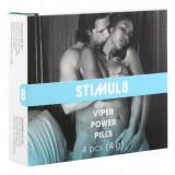 STIMUL8 VIPER 4 pastile pentru potenta, erectie, ejaculare precoce - Stimulente sexuale