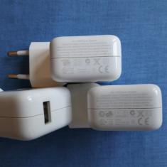 10W USB Power Adapter 5V-2.1A  Incarcator APPLE original  model;A1357