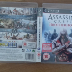 Assassin's Creed Brotherhood - PS 3 [A] - Jocuri PS3, Actiune, 18+, Single player