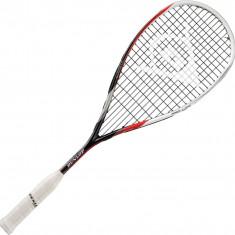 2X Rachete Dunlop Aero originale + 2 huse de protectie Dunlop - Squash
