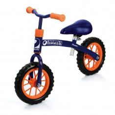 Bicicleta fara Pedale E-Z Rider 10 Techno Navy - Bicicleta copii Hauck