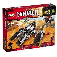 Lego Ninjago Avion Pentru Incursiuni Invizibil L70595