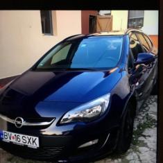 Opel Astra J 2013 1.3 cdti EURO 5 inmatr. RO, Motorina/Diesel, 171000 km, 1298 cmc