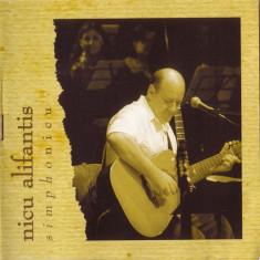 Nicu Alifantis – Simphonicu Live (dublu CD) - Muzica Folk nova music