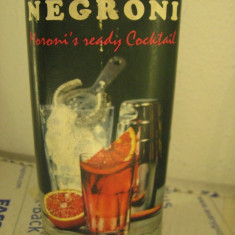 Lichior 6 - negroni, moroni ready cochtail, Cl. 100 gr. 27 ani 60