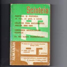 ALMANAH Scanteia - 1979