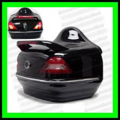 Topcase Moto LED tip Mercedes Portbagaj Cutie Casca Moto Scuter Atv - Top case - cutii Moto