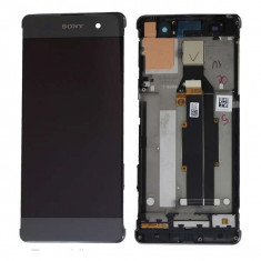 Display Sony Xperia XA Original SWAP Negru
