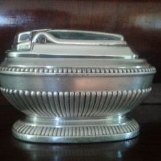 Bricheta de colectie Ronson placata cu argint