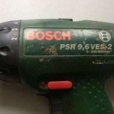 Bormasina Bosch PSR 9,6 ves-2 doar corp