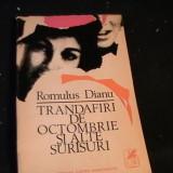 TRANDAFIRI DE OCTOMBRIE SI ALTE SURISURI-ROMULUS DIANU-269 PG-