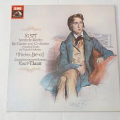 Discuri vinil - Franz Liszt 3 discuri - editie de colectie - Muzica Opera Altele