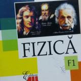 Manual fizica - Manual scolar all, Clasa 11