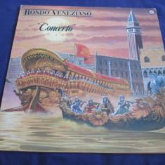 Rondo Veneziano - Concerto _ vinyl, LP _ Baby Rec. (Italia) - Muzica Chillout, VINIL