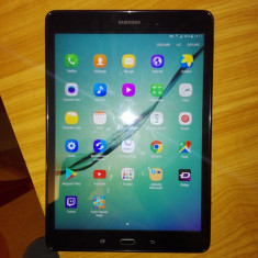 Tableta T555 Galaxy Tab A 9.7 Black 16GB - Tableta Samsung, Wi-Fi + 4G