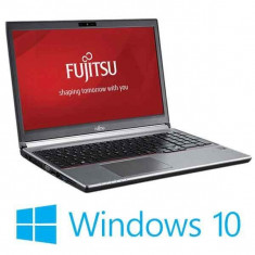 Laptop Refurbished Fujitsu LIFEBOOK E754, i7-4702MQ Gen 4, Win 10 Home
