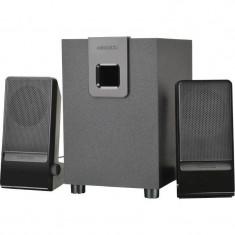 Boxe Microlab M-100 2.1 10W Negru - Boxe PC