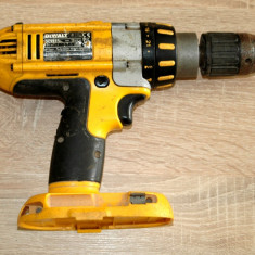 Autofiletanta cu percutie DeWALT DC925 18V Made in Germany - corp - Rotopercutor