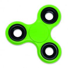 Spinner antistres ABS verde
