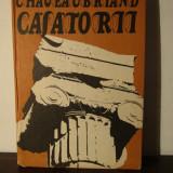 CHATEAUBRIAND -CALATORII - Carte de calatorie