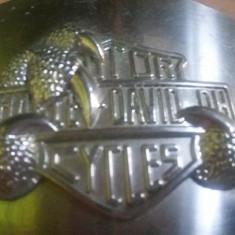 Pafta originala crom, MOTOR HARLEY DAVID DH CYCLES, catarama, centura, tp gratuit