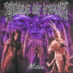 Cradle Of Filth Midian (cd) - Muzica Rock