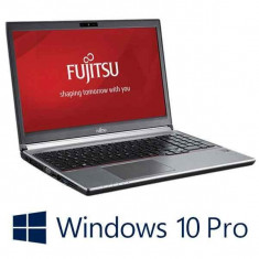 Laptop Refurbished Fujitsu LIFEBOOK E754, i7-4702MQ Gen 4, Win 10 Pro