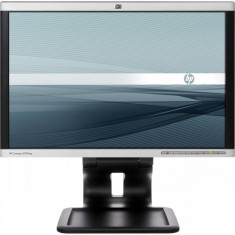 Monitor 19 inch LCD HP LA1905wg, Silver & Black