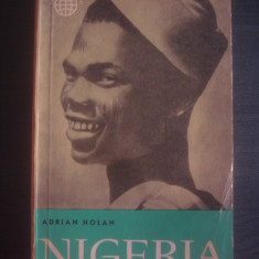 ADRIAN HOLAN - NIGERIA