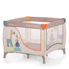 Tarc Sleep'n Play SQ Animals - Tarc de joaca Hauck
