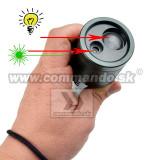 LIPSA STOC vanatoare laser verde+sup. prindere+led puternic + zoom pusca