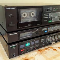 Amplificator UNIVERSUM+tuner+cassette