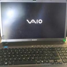 Sony Vaio PCG - 81112M, procesor i7 - Laptop Sony, Intel Core i7, Diagonala ecran: 18, 750 GB