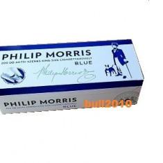 PHILIP MORRIS CU CARBON ACTIV 200 tuburi tutun, filtre tigari multifilter - Foite tigari
