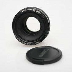 Obiectiv Canon EF 50mm 1.4 > DEFECT - Obiectiv DSLR