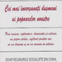 Cei mai inversunati dusmani ai popoarelor noastre - Jean Boyer - Carte masonerie