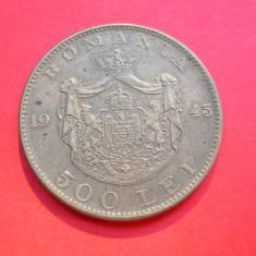 500 lei 1945 - Moneda Romania