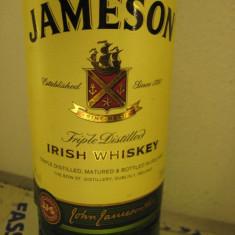 WHISKY JAMESON TRIPLE DISTILLED IRIS WHISKEY, CL 70 gr 40