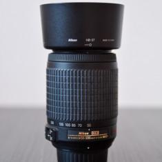 Nikon 55-200mm f/4-5.6G ED AF-S DX VR II NIKKOR - Obiectiv DSLR