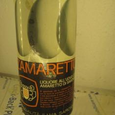 Lichior 4 - zamaretto liquore all'uovo amaretto di saronno, Cl. 75 gr. 21 ani 60