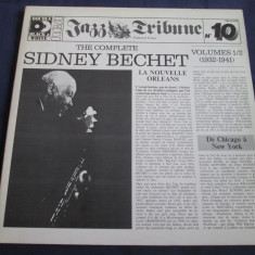 Sidney Bechet - The Complete Sidney Bechet 1/2 (1932-1941) _ dublu vinyl _ RCA - Muzica Jazz rca records, VINIL