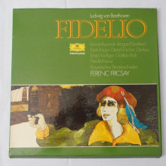 Discuri vinil - Ludwig van Beethoven FIDELIO 2 discuri - editie de colectie - Muzica Opera Altele