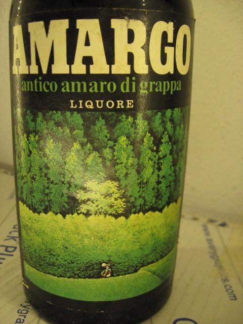 lichior 24 - amargo amaro di tuica, Cl. 75 gr. 30 ani 60